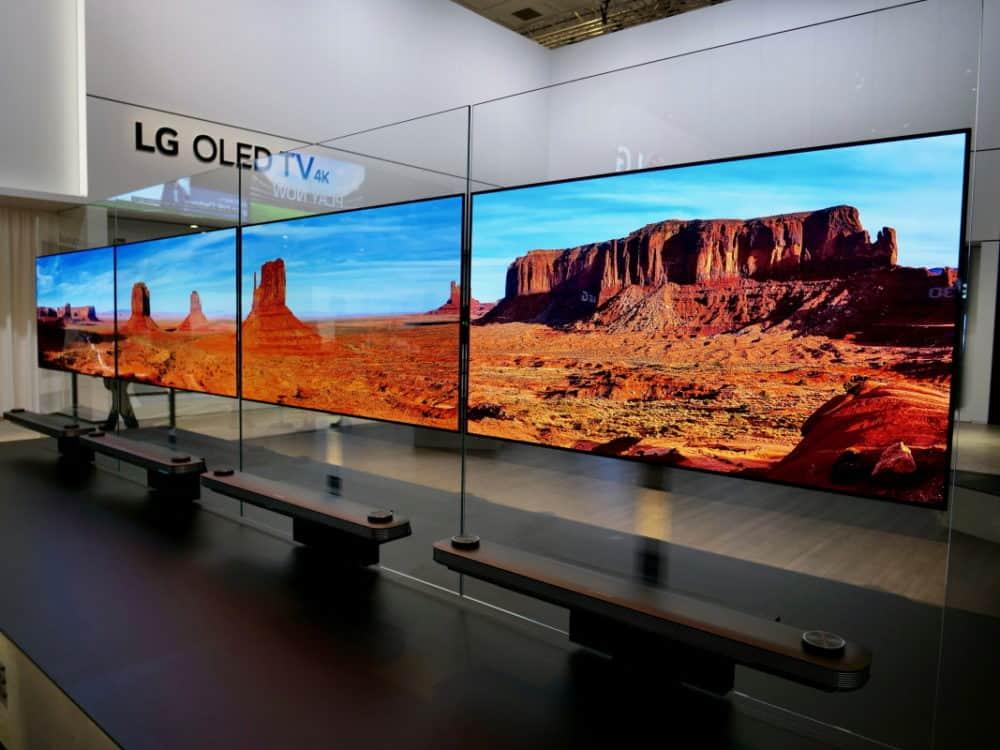 LG představuje Dolby a Technicolor