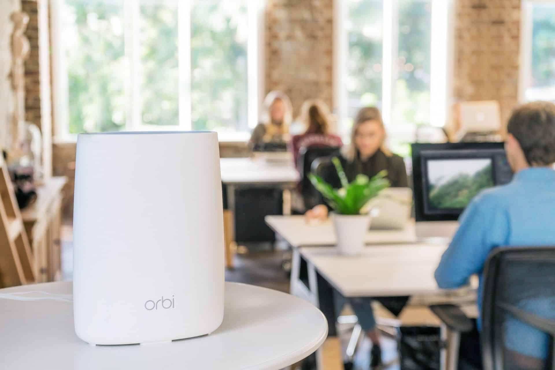 Společnost NETGEAR přichází na trh s firemním Wi-Fi systémem Orbi Pro