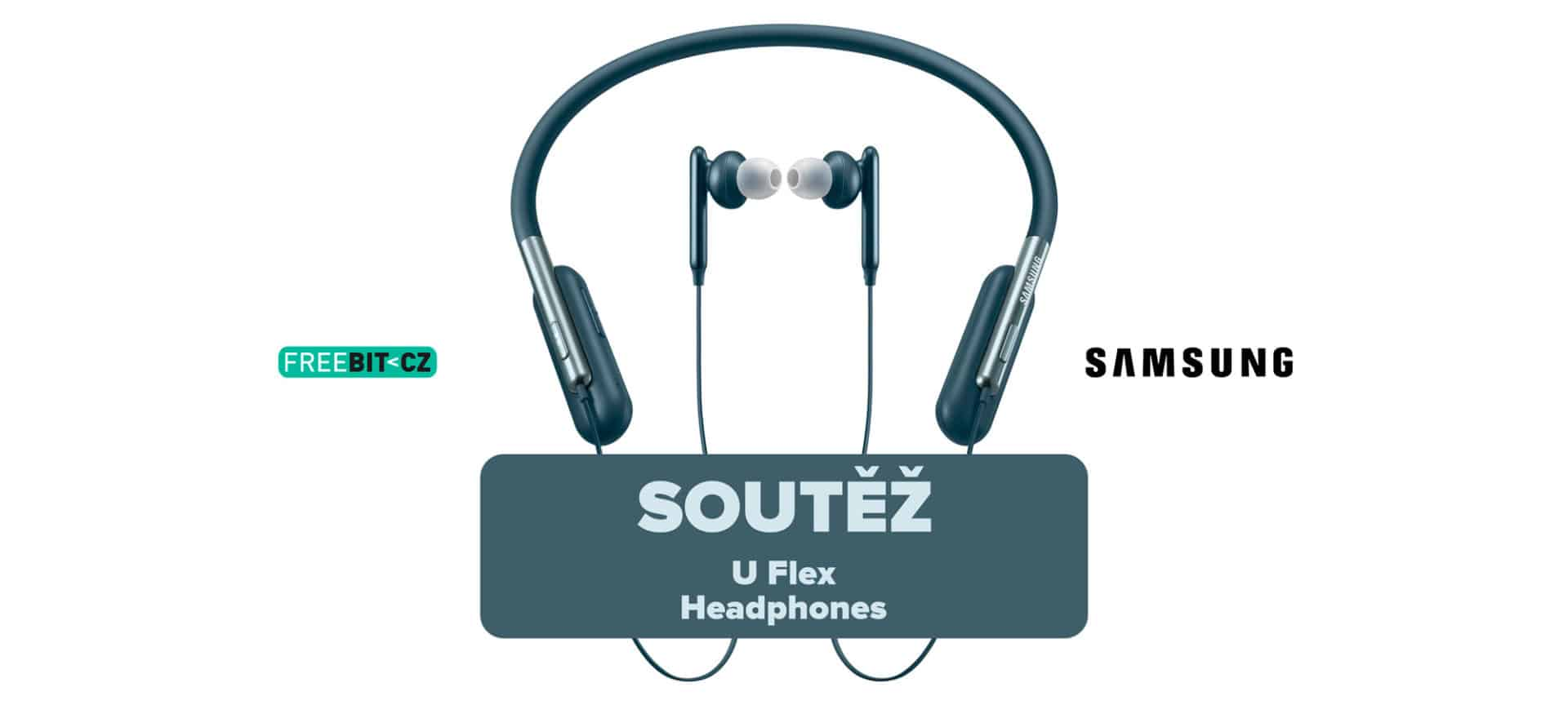 Soutěž: Pojď si s ledovým klidem zahrát o sluchátka Samsung U Flex