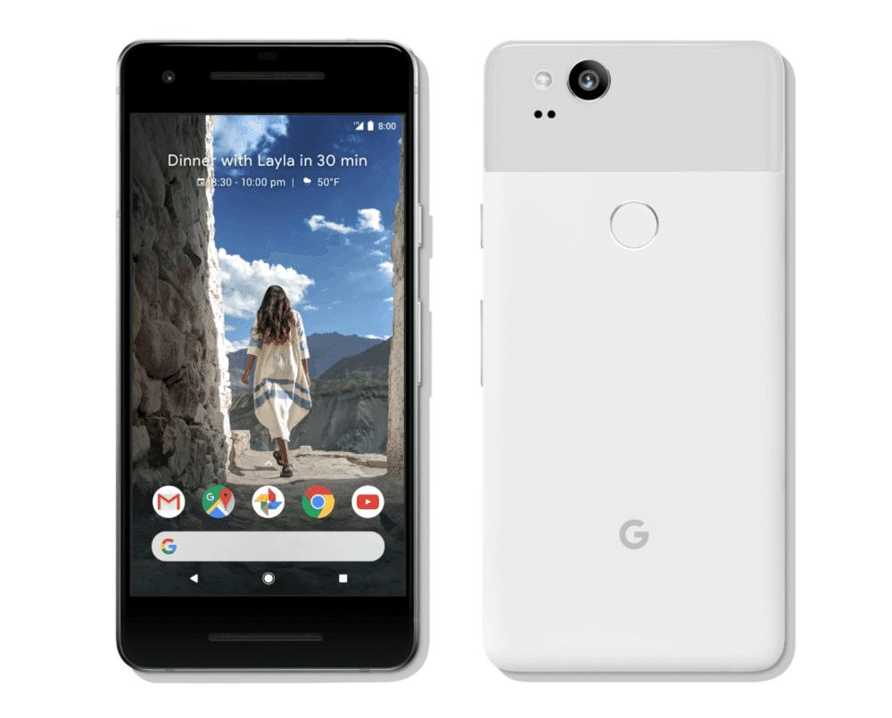 První místo mezi fotomobily: Google Pixel 2