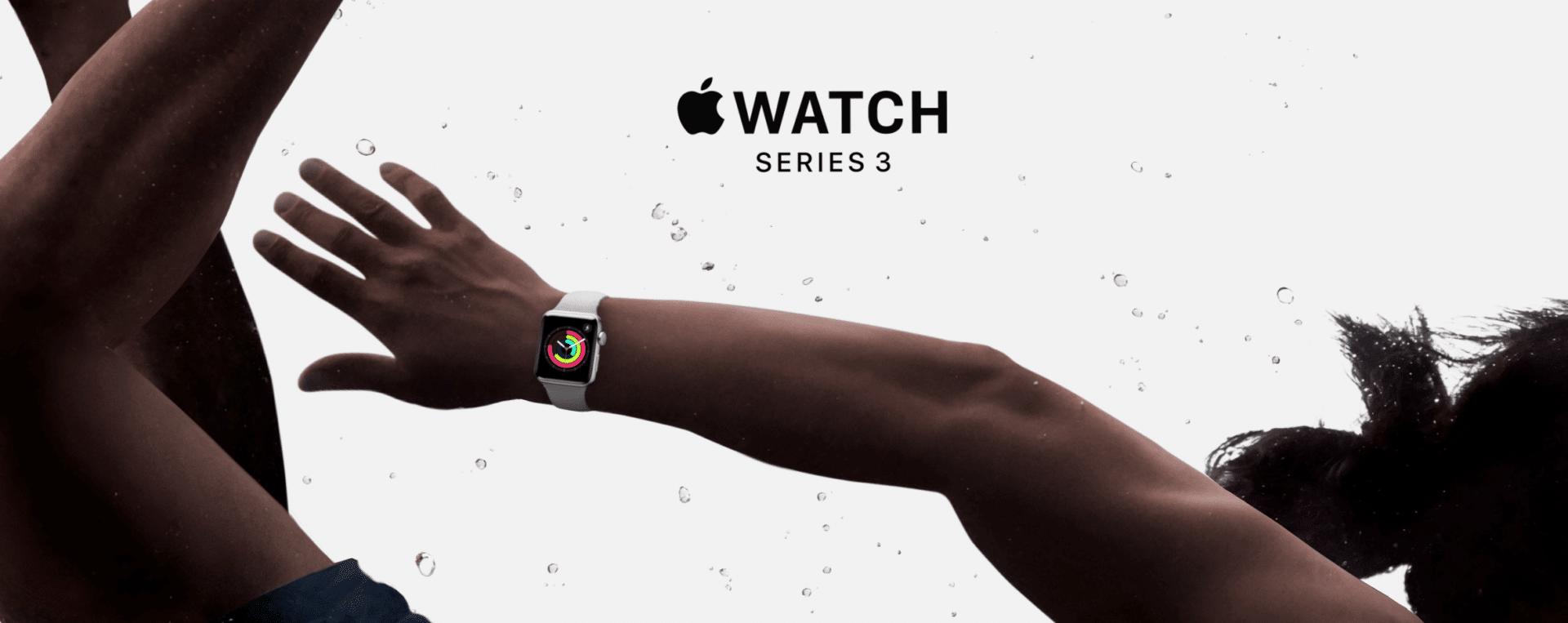 Chytrý hliník, který odemkne MacBook: Recenze Apple Watch Series 3