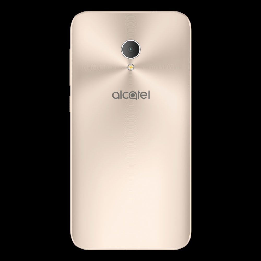Smartphony s novým designem: Alcatel U5 3G Premium a U5 HD Premium