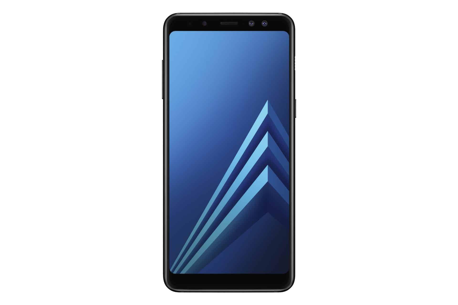 Praktická a stylová řada chytrých telefonů: Samsung Galaxy A8