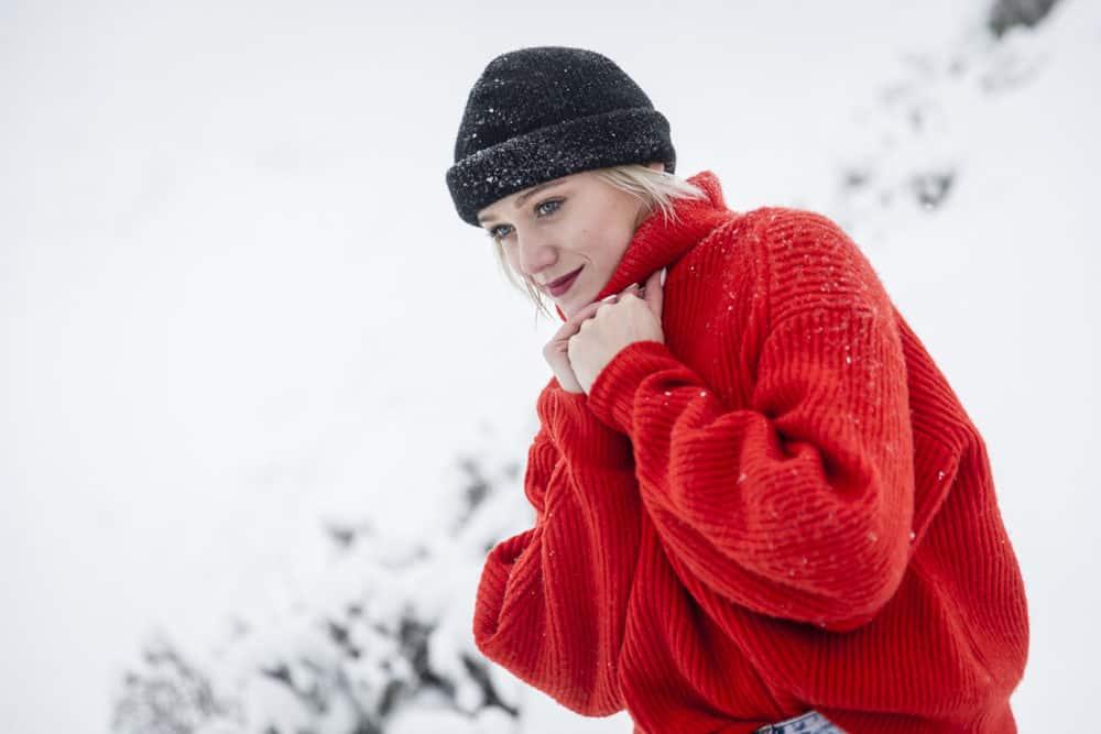 Emma Drobná natočila za podpory O2 svůj první vánoční klip: Remember