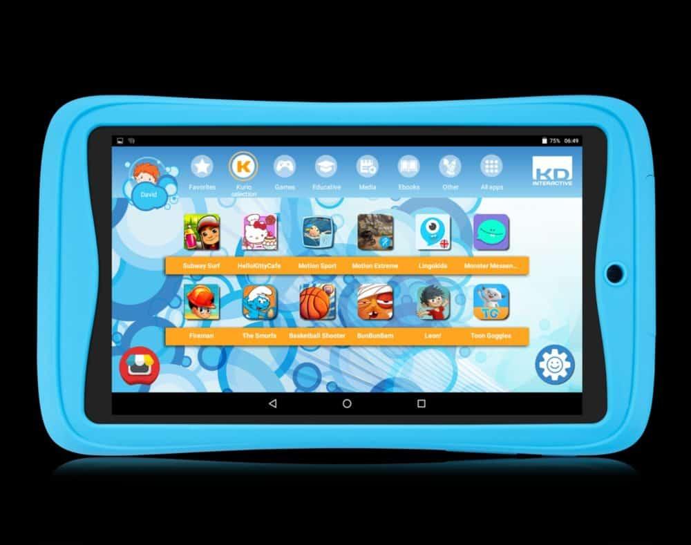 """Nový dětský tablet Alcatel A3 7"""" KIDS apeluje na tradici školy hrou: Android"""