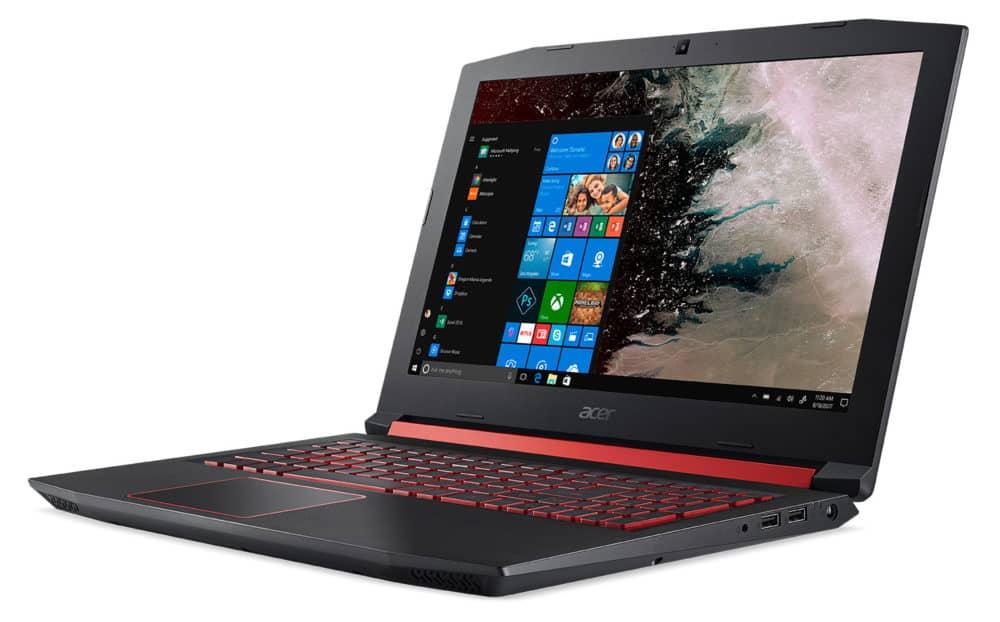 Radeon RX560 a nejnovější mobilní procesory AMD Ryzen: Acer Nitro 5