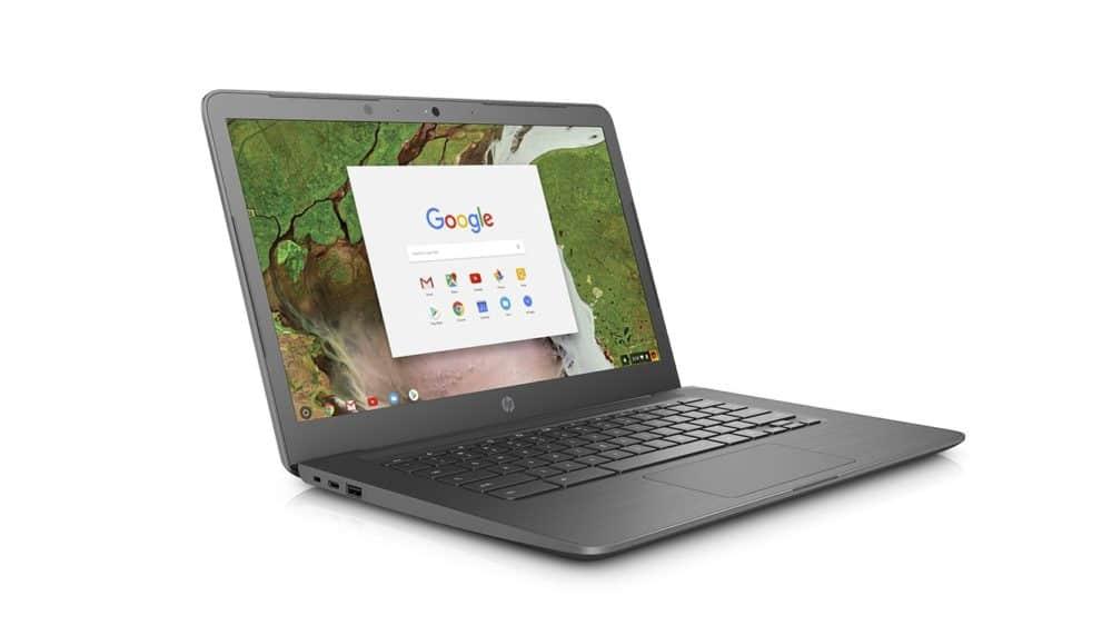 Společnost HP představuje nové Chromebooky do škol: Chromebook 14 G5