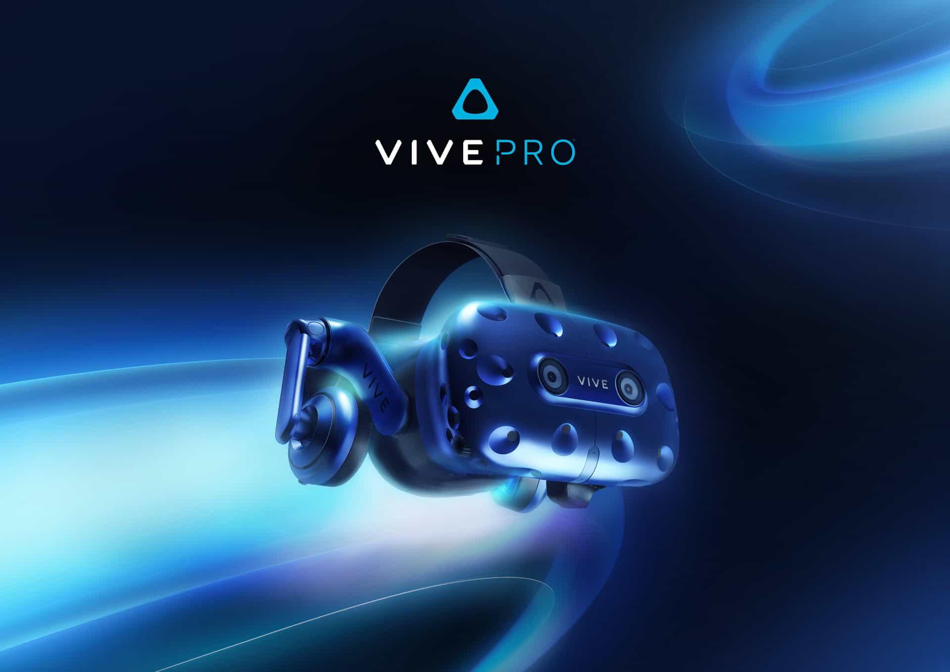 Bezdrátový adaptér posouvá odvětví virtuální reality na novou úroveň: HTC Vive Pro