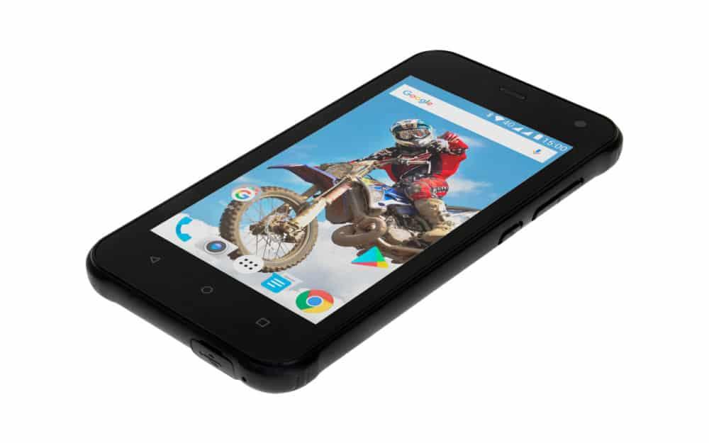 Co očekáváte od smartphonu, navíc odolá pádům, prachu i vodě: StrongPhone G2