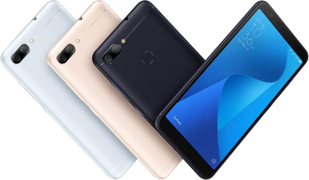 Společnost Asus uvedla na český trh smartphone ZenFone Max Plus (M1)