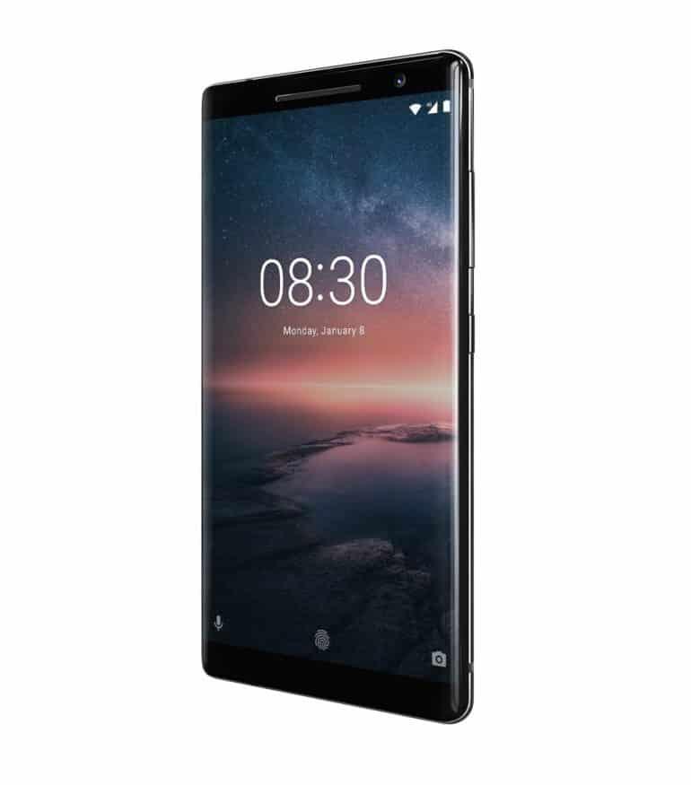 Nokia 8 Sirocco: kompaktní výkonné zařízení