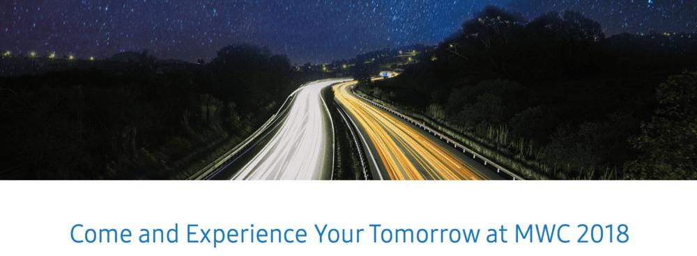 Samsung předvede na MWC 2018 komerční řešení na technologii 5G
