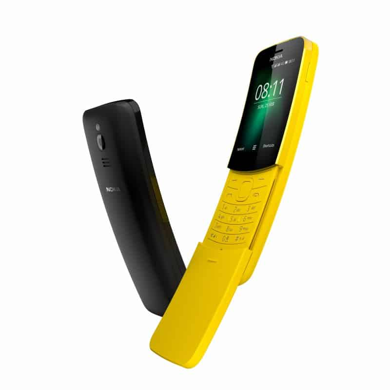 Pro klasiky: Znovuzrozená Nokia 8110