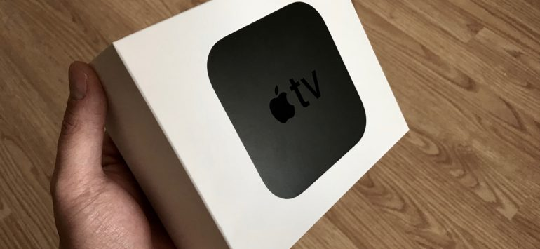Apple TV 4K (2017)
