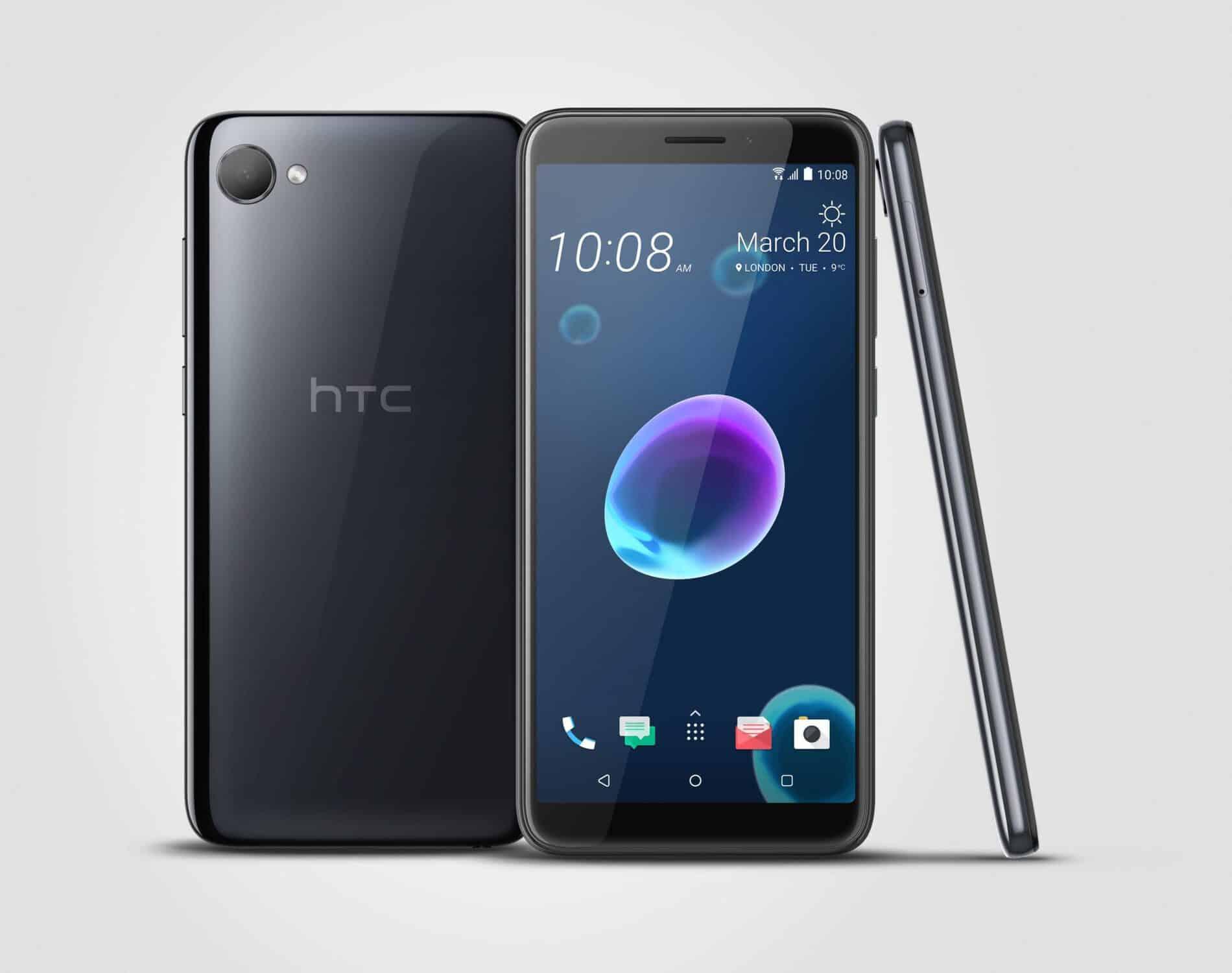 HTC Desire 12 a HTC Desire 12+