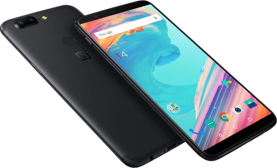 Spojení luxusní konstrukce a maximální výkonnosti: OnePlus 5T