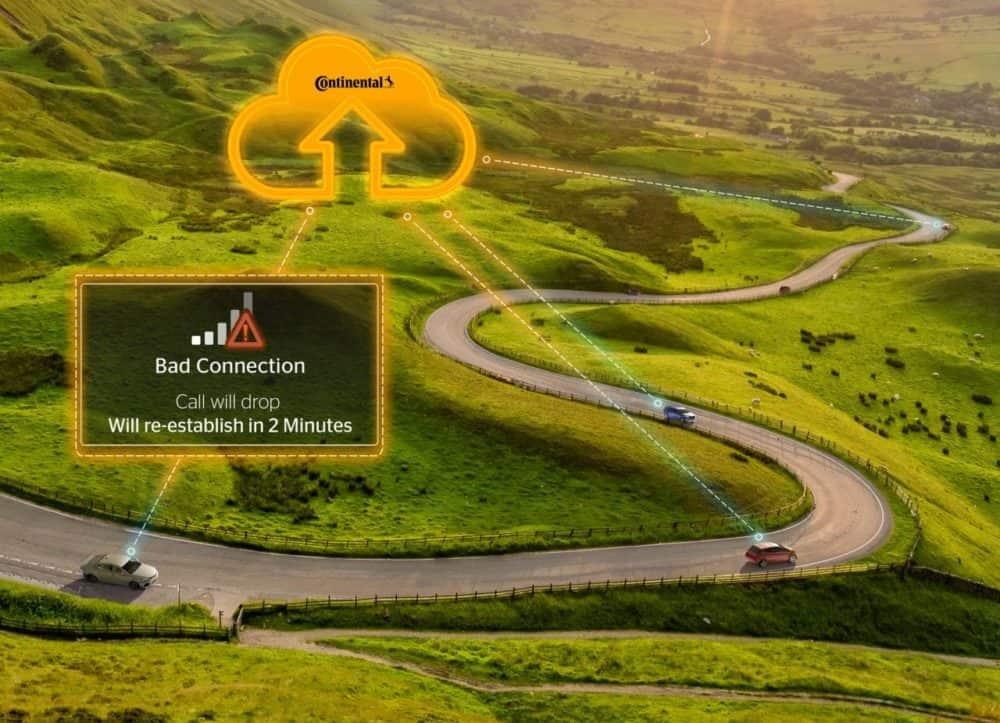 Continental představuje vizi automobilové budoucnosti: MWC 2018