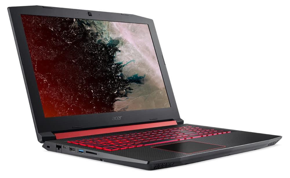 Acer představil notebook Nitro 5 snejnovějšími procesory Intel Core i+