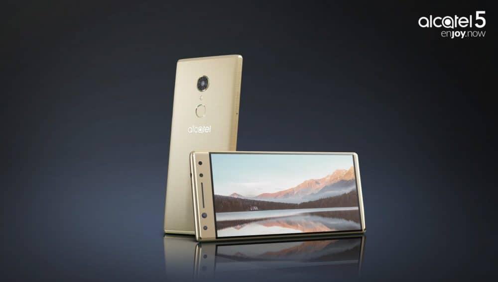 Smartphony Alcatel 5 a Alcatel 3V vprodeji v ČR a SR: MWC 2018