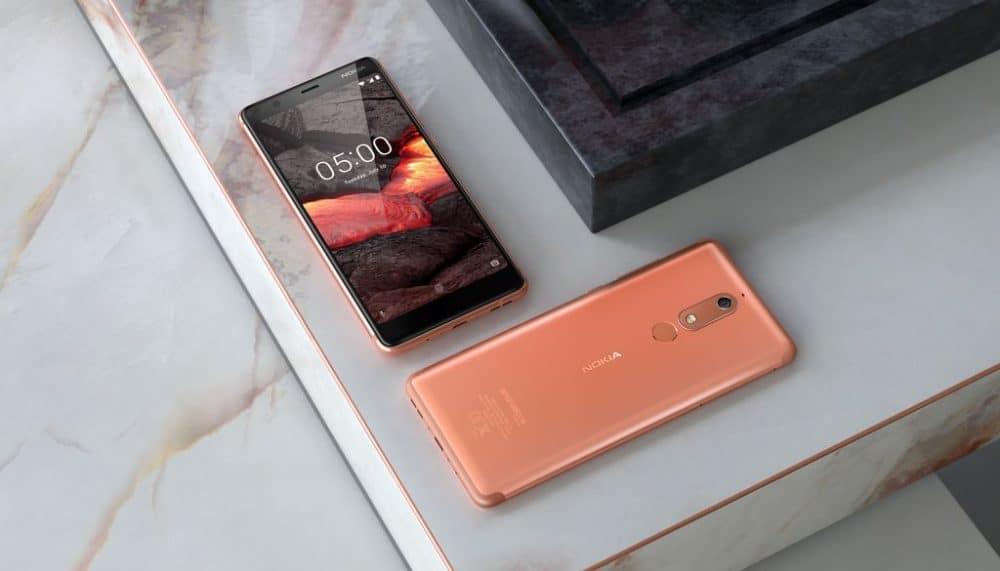 Nokia 5, Nokia 3 a Nokia 2