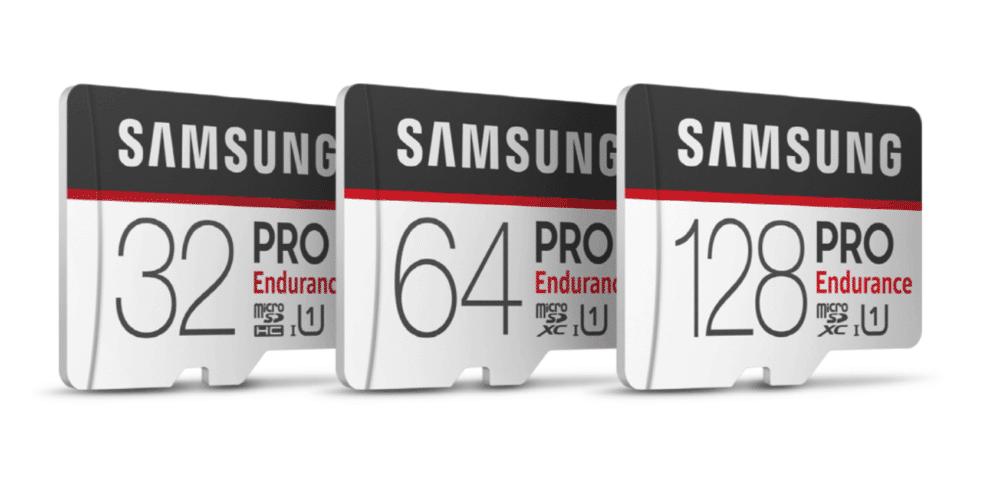 Samsung uvádí na trh spolehlivou paměťovou kartu PRO Endurance