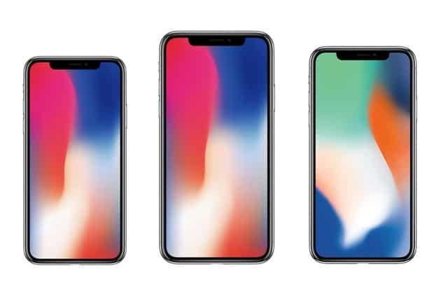 Displeje dodá společnost LG a Samsung (iPhone 9_iPhone 11)