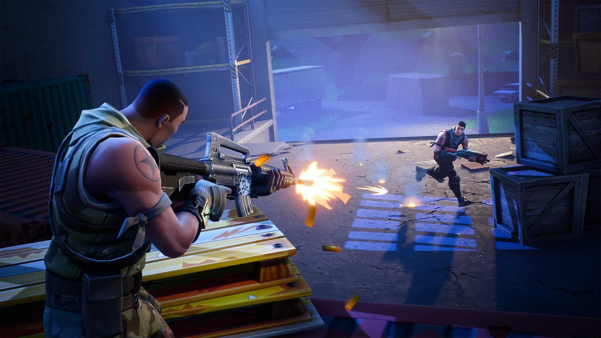 Battle royale hra Fortnite dorazí na naše Android telefony