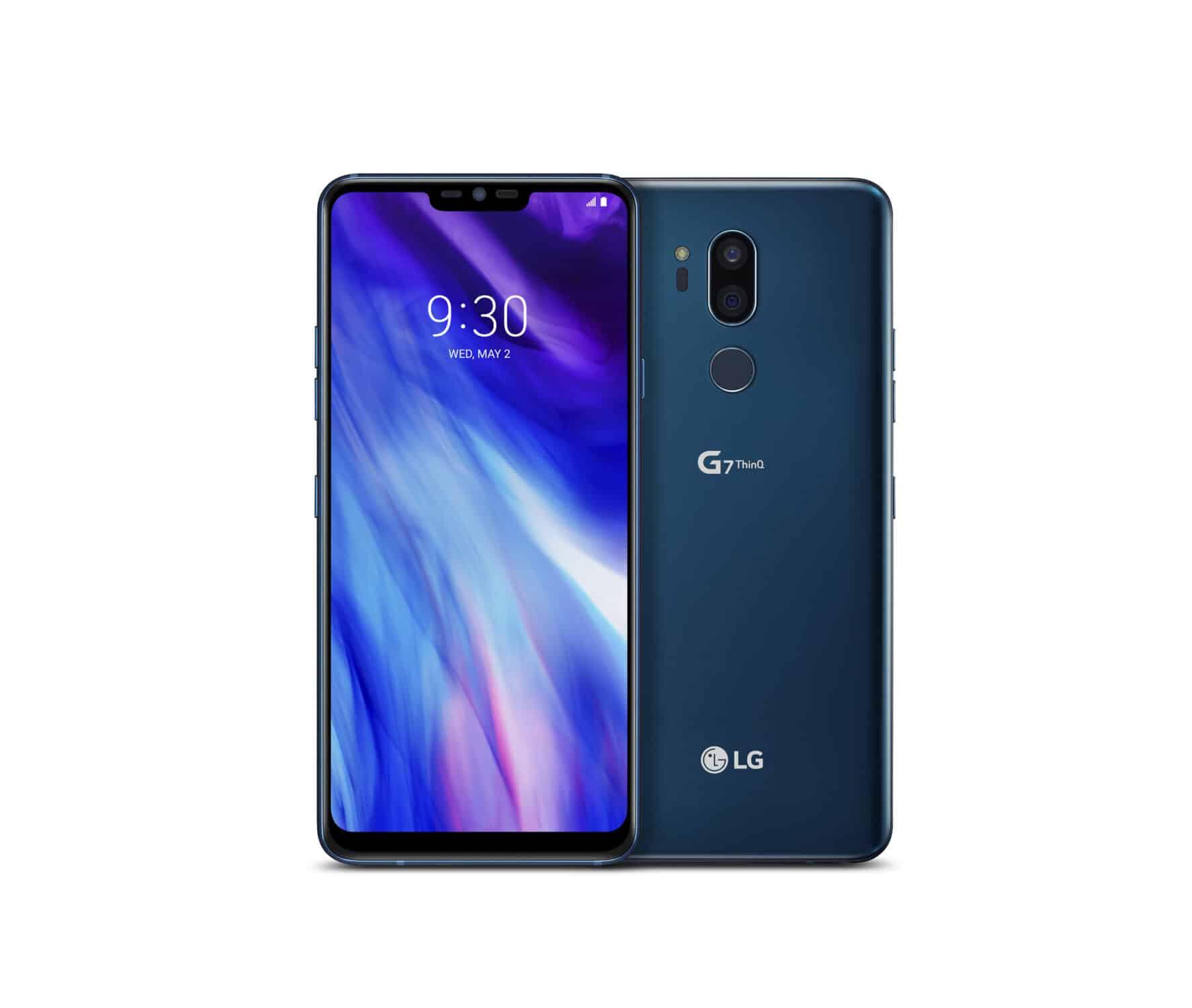 Všestranný smartphone s nejvyspělejším procesorem: LG G7ThinQ