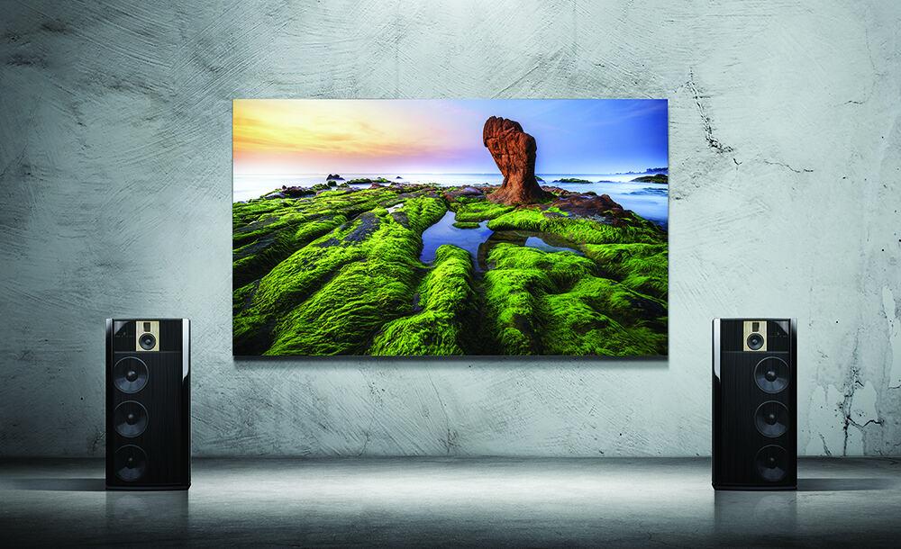 Samsung Electronics The Wall