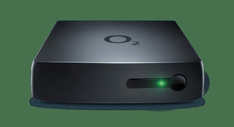 O2 představuje svůj nový produkt pro streamování TV: Set-top-box