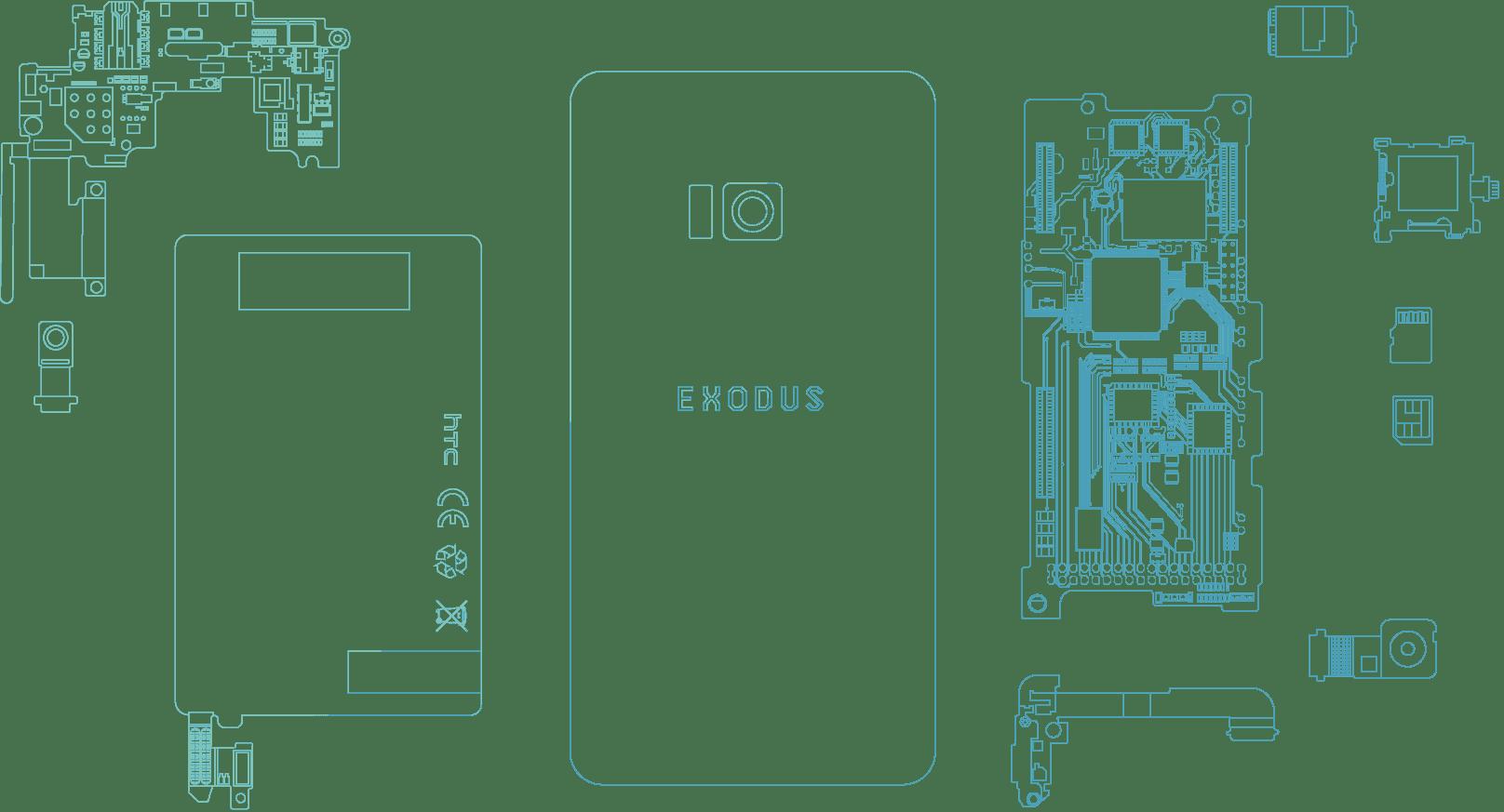 První smartphone podporující blockchainové technologie: HTC Exodus