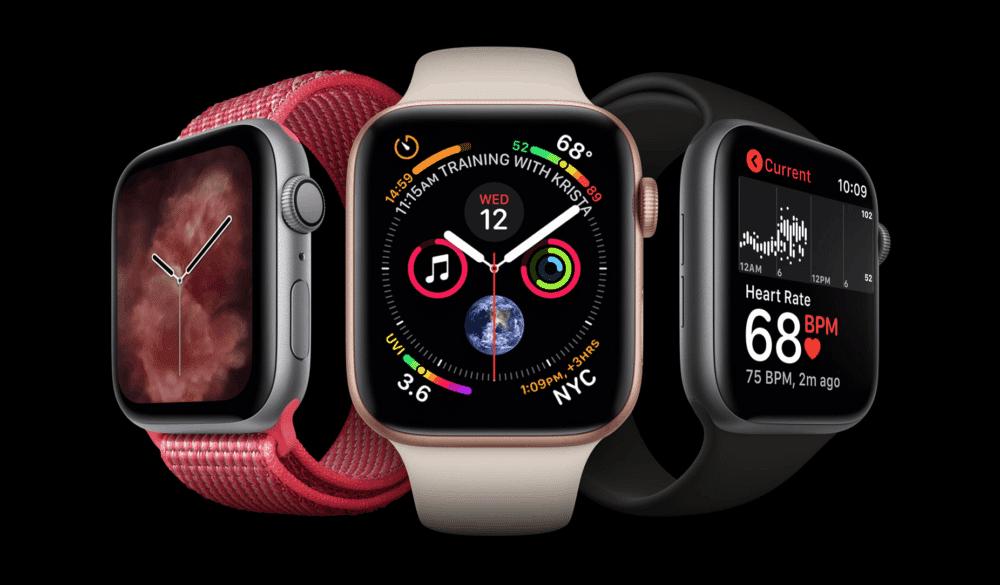 Apple pro letošní podzim připraví nové hodinky Watch Series 4