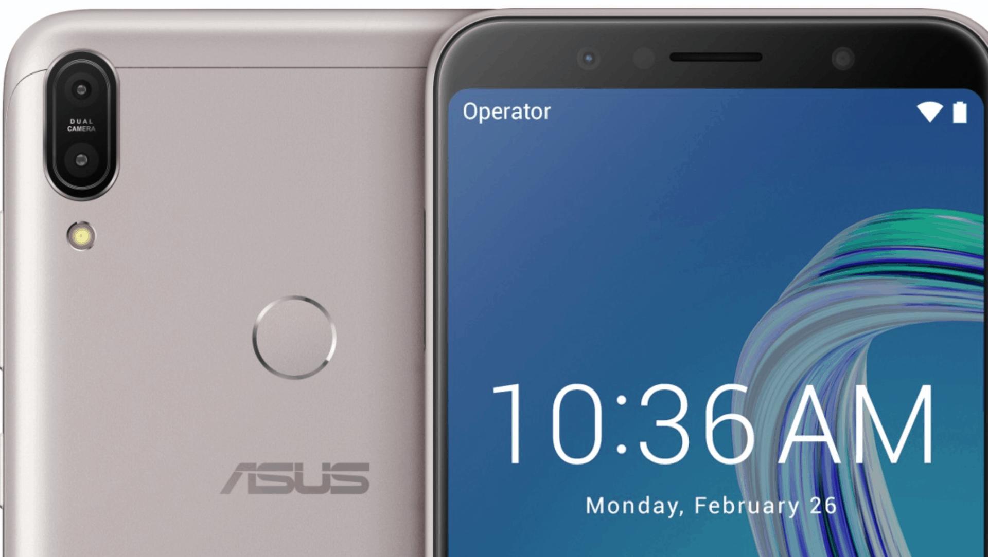 Telefon sdlouhou výdrží ačistým Androidem: Asus ZenFone Max Pro (M1)