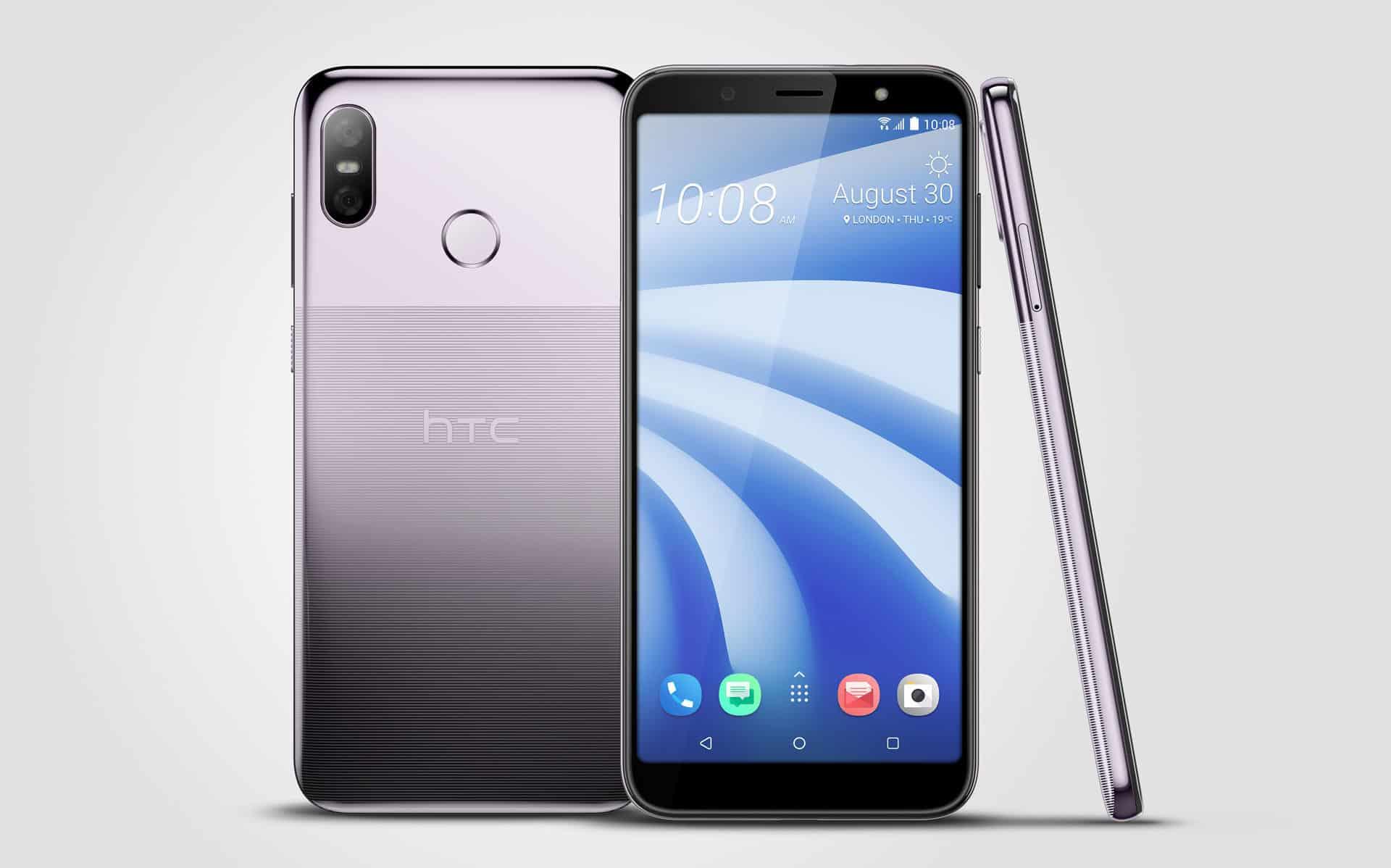 Nový smartphone s přívětivou cenou a drážkováním: HTC U12 life
