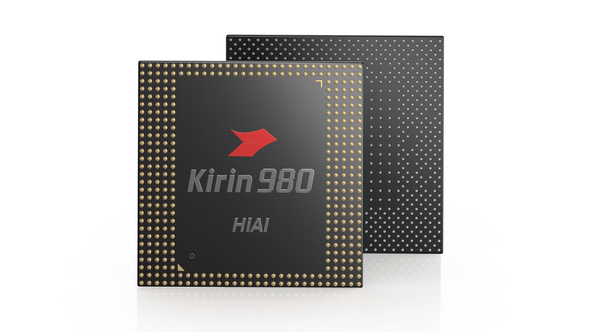 Kirin 980 je první komerční čipset na světě vyrobený 7nm technologií
