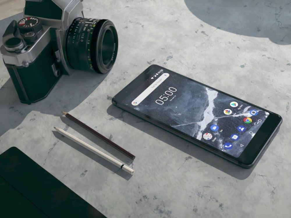 Na český trh přichází další z nástupců loňských modelů: Nokia 5.1