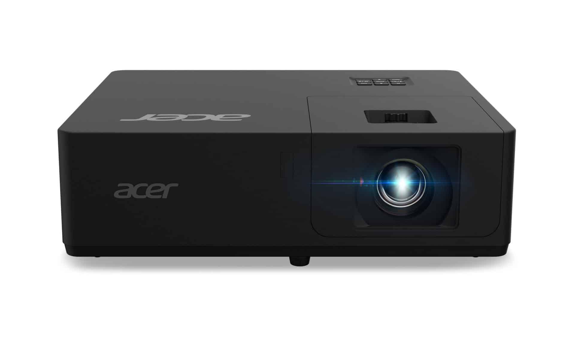 Acer představuje laserové projektory pro náročné nasazení: IFA 2018
