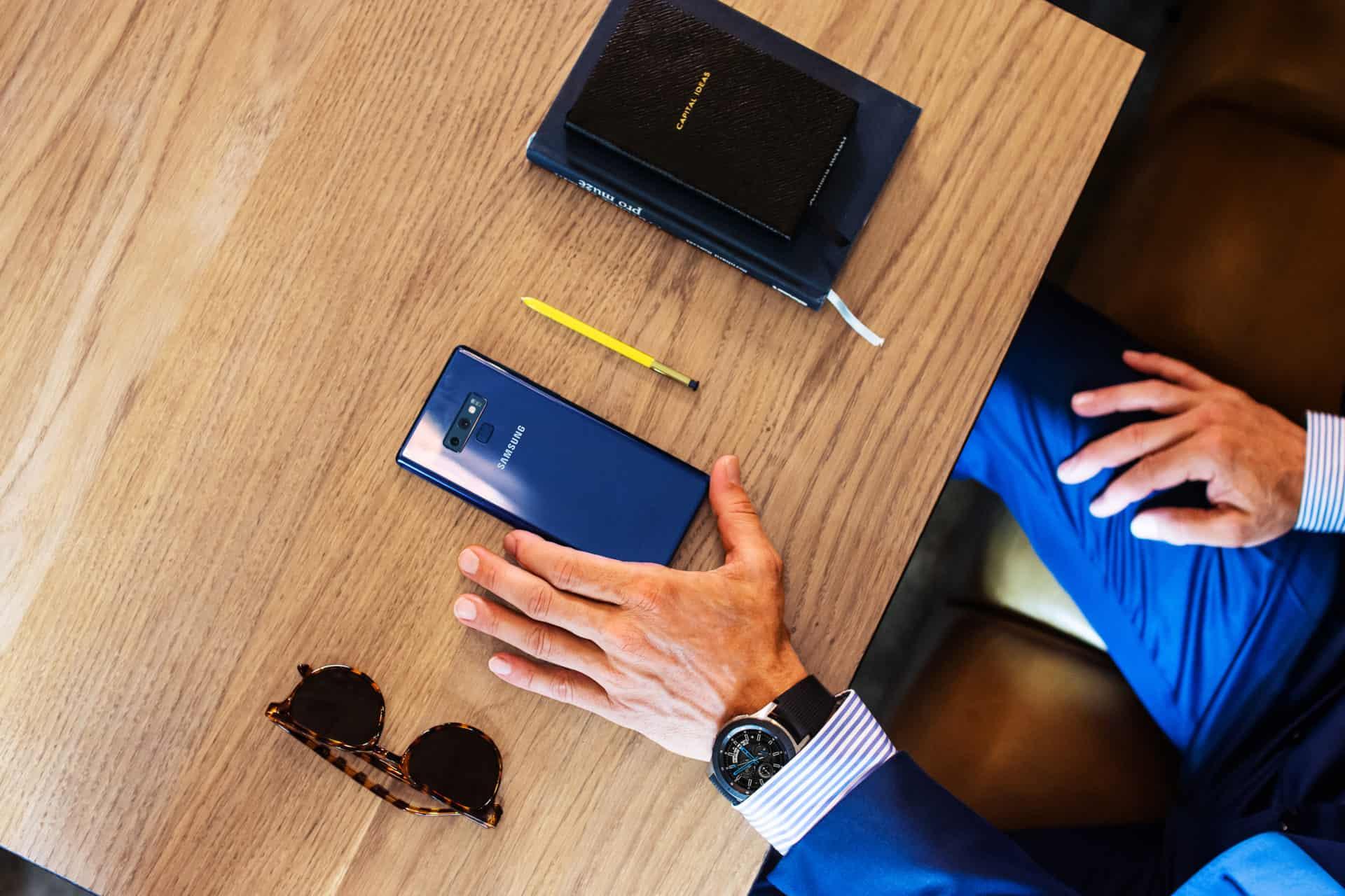 Samsung představil nejnovějšího člena své prémiové řady: Galaxy Note9