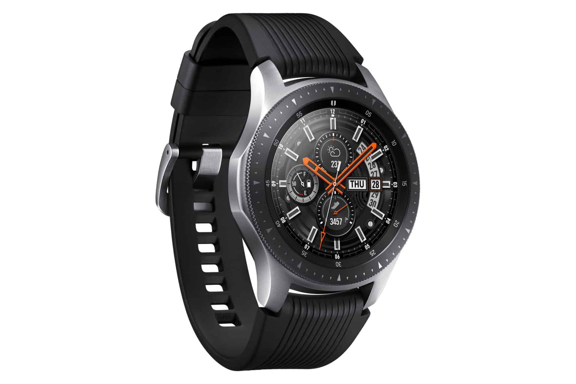 Skvělá vydrž baterie, wellness funkce a design: Samsung Galaxy Watch