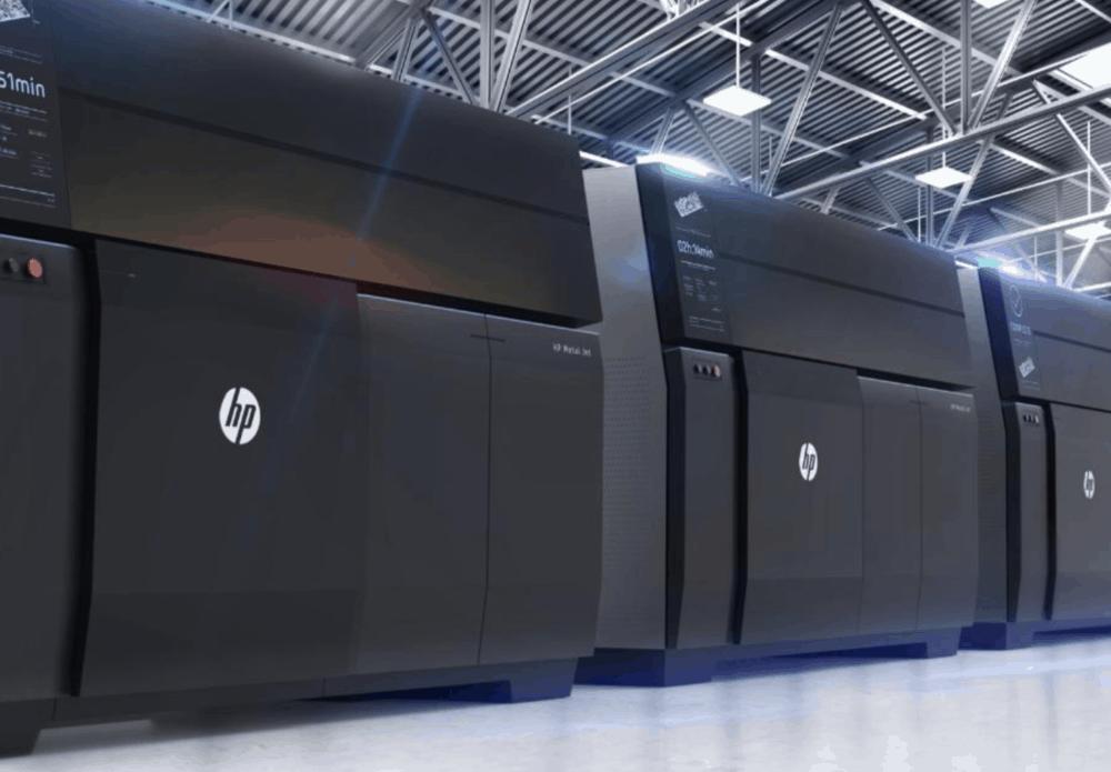 HP na veletrhu IMTS 2018 v Chicagu představilo 3D tiskárnu Metal Jet