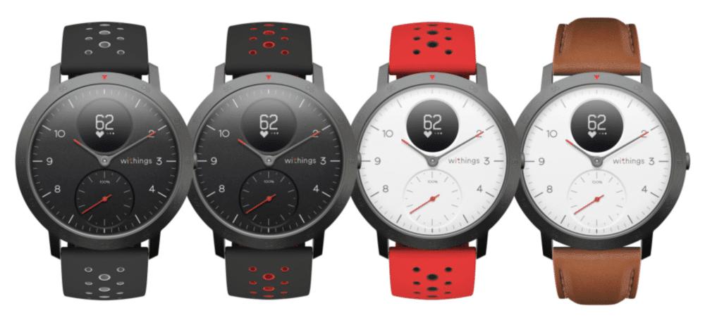 Hybridní hodinky Steel HR Sport