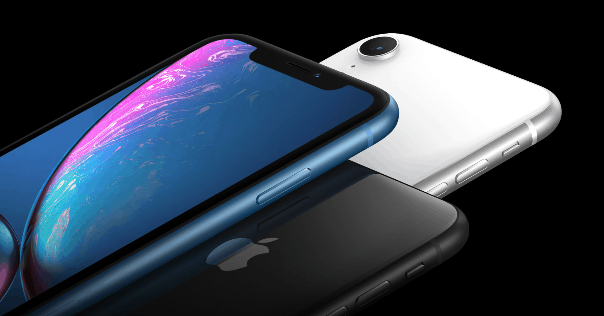 iPhone Xr bude dostupný ve velikostech 64GB, 128 a 256GB