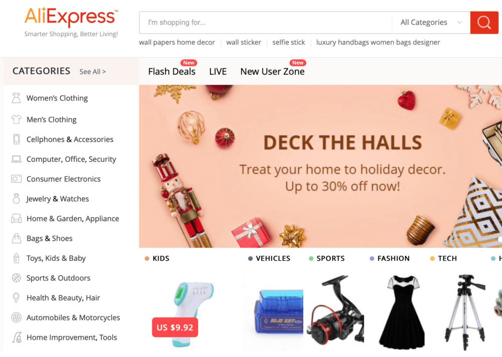 Tipy na nákupy z Číny. 6 rad jak nakupovat na Aliexpressu