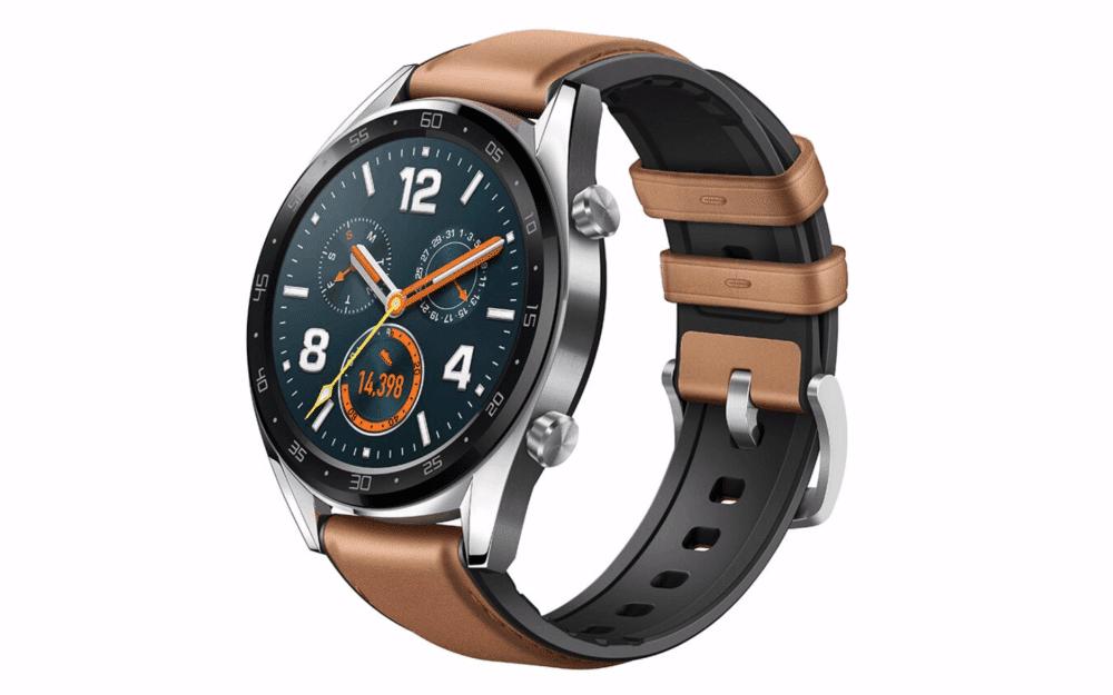 Velká revoluce mezi chytrými sporttestery: Huawei Watch GT