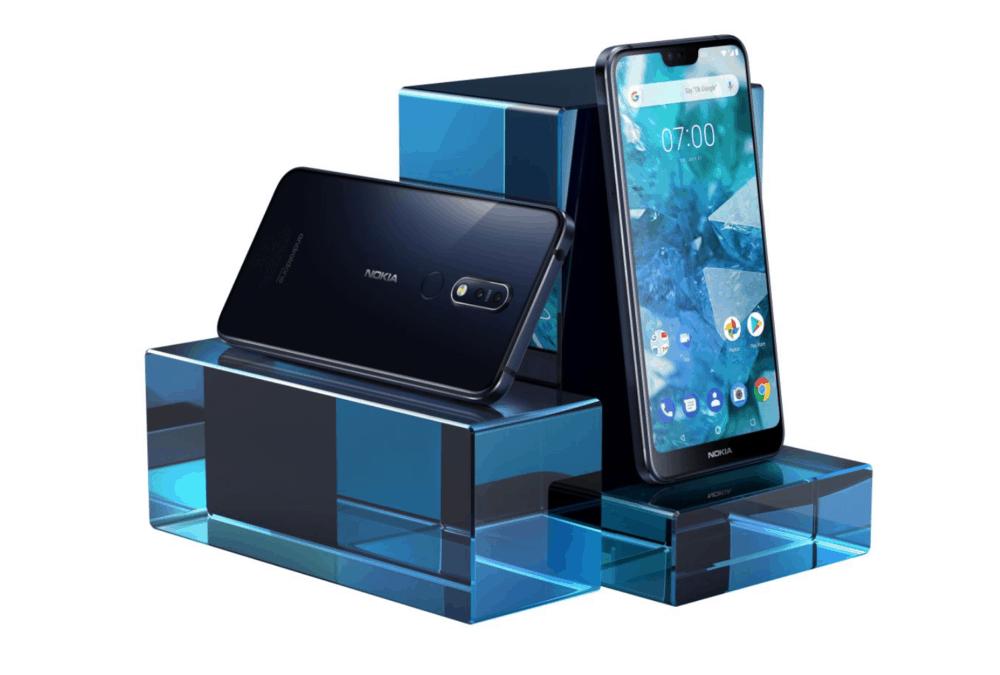 Operační systém Android 9 Pie také na model Nokia 7.1: HMD Global