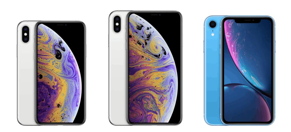 Válka mezi OLED a LCD displeji. Jak jsou na tom nové iPhony Xs a Xr?