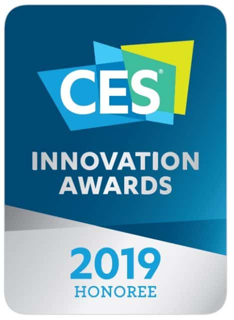 LG je hrdým držitelem ocenění CES 2019 Innovation Award