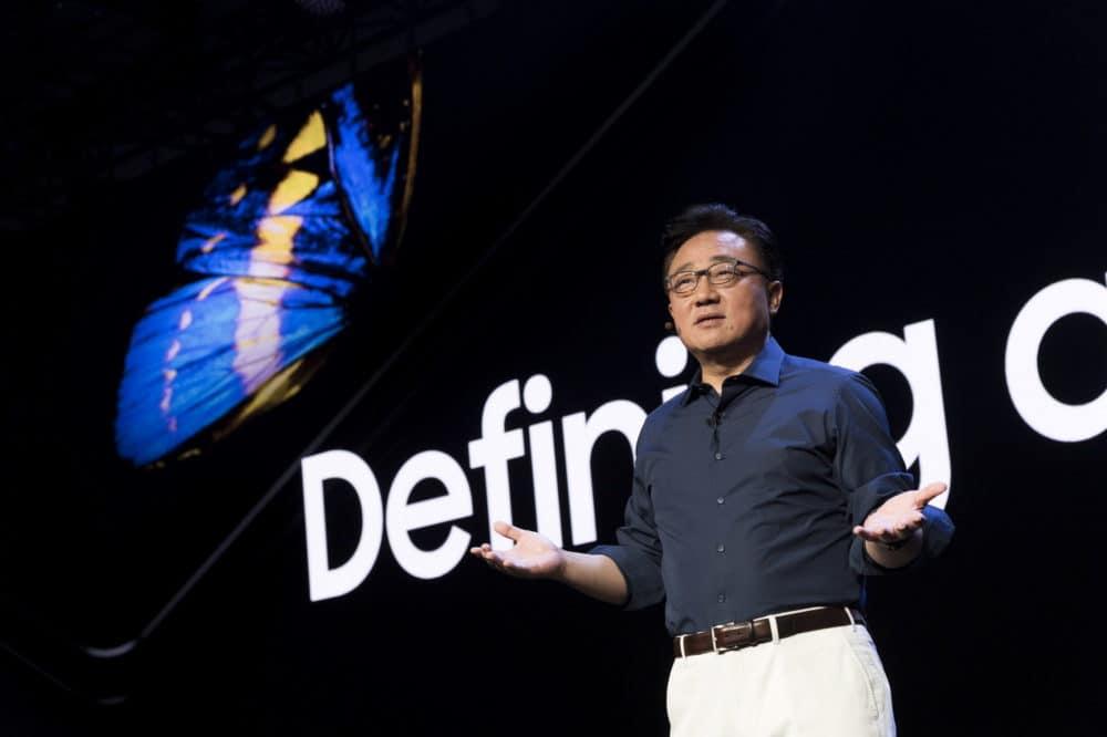 Samsung odhaluje Infinity Flex Display a další přelomové novinky