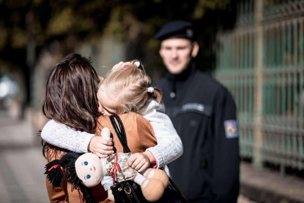 Mobilní aplikace Echo jepropojena s policejní databází pohřešovaných dětí