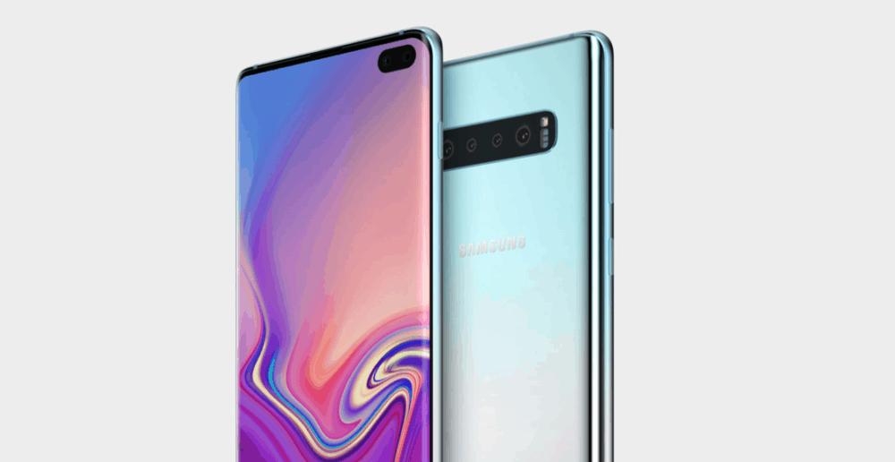 Samsung Galaxy S10+: i vy můžete vstoupit do galaxie